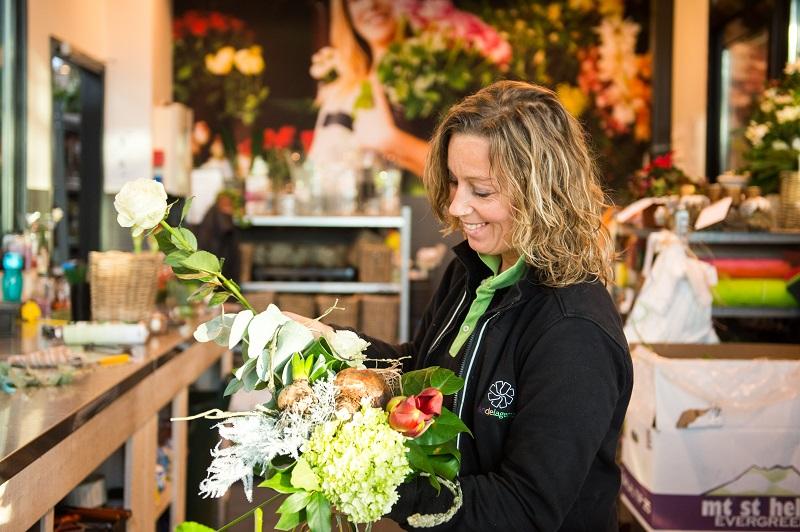 Het groenste tuincentrum van Ede is Van de Lagemaat!